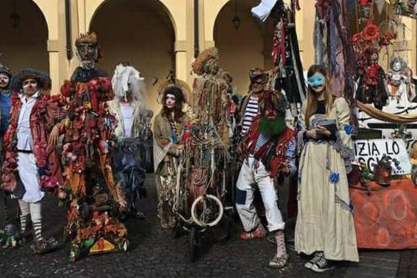 Teseo e il minotauro street parade